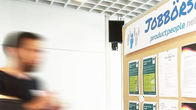 Product People - Spezial-Konferenz - Jobbörse