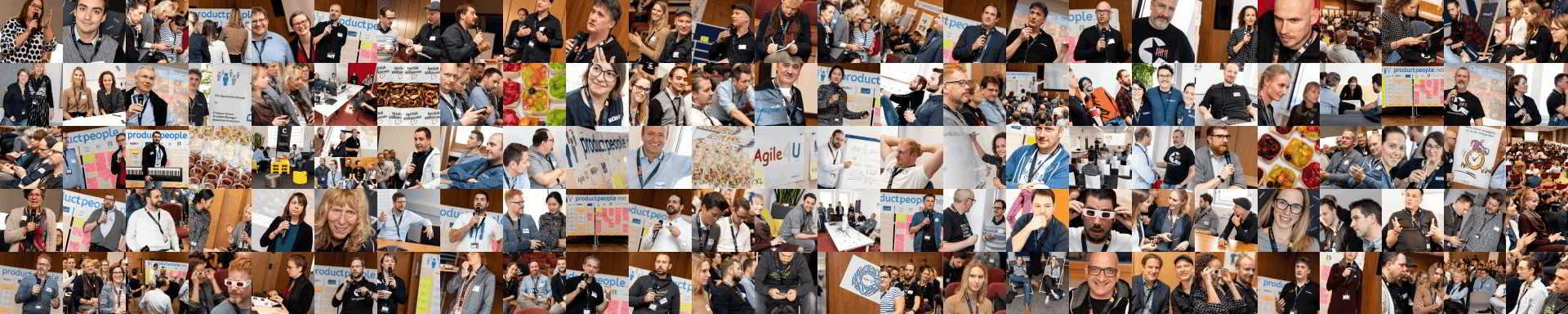 """""""Product People"""" ... Community, Spezial-Konferenz und noch viel mehr..."""