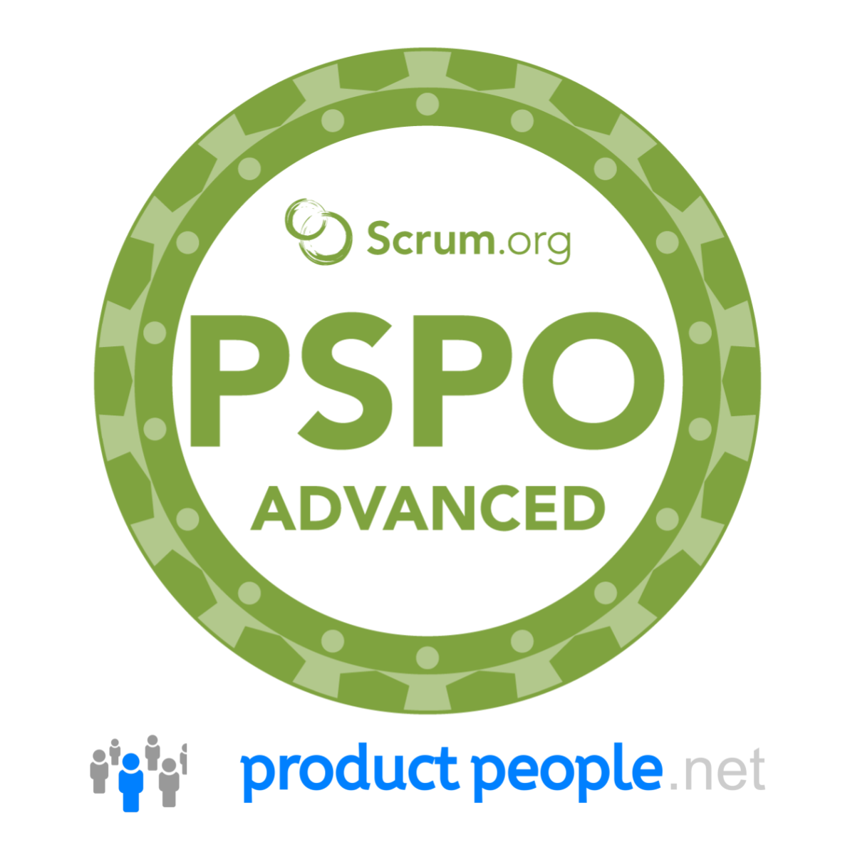 PSPO-A - Professional Scrum Product Owner Advanced - Scrum.org - powered by productpeople.net