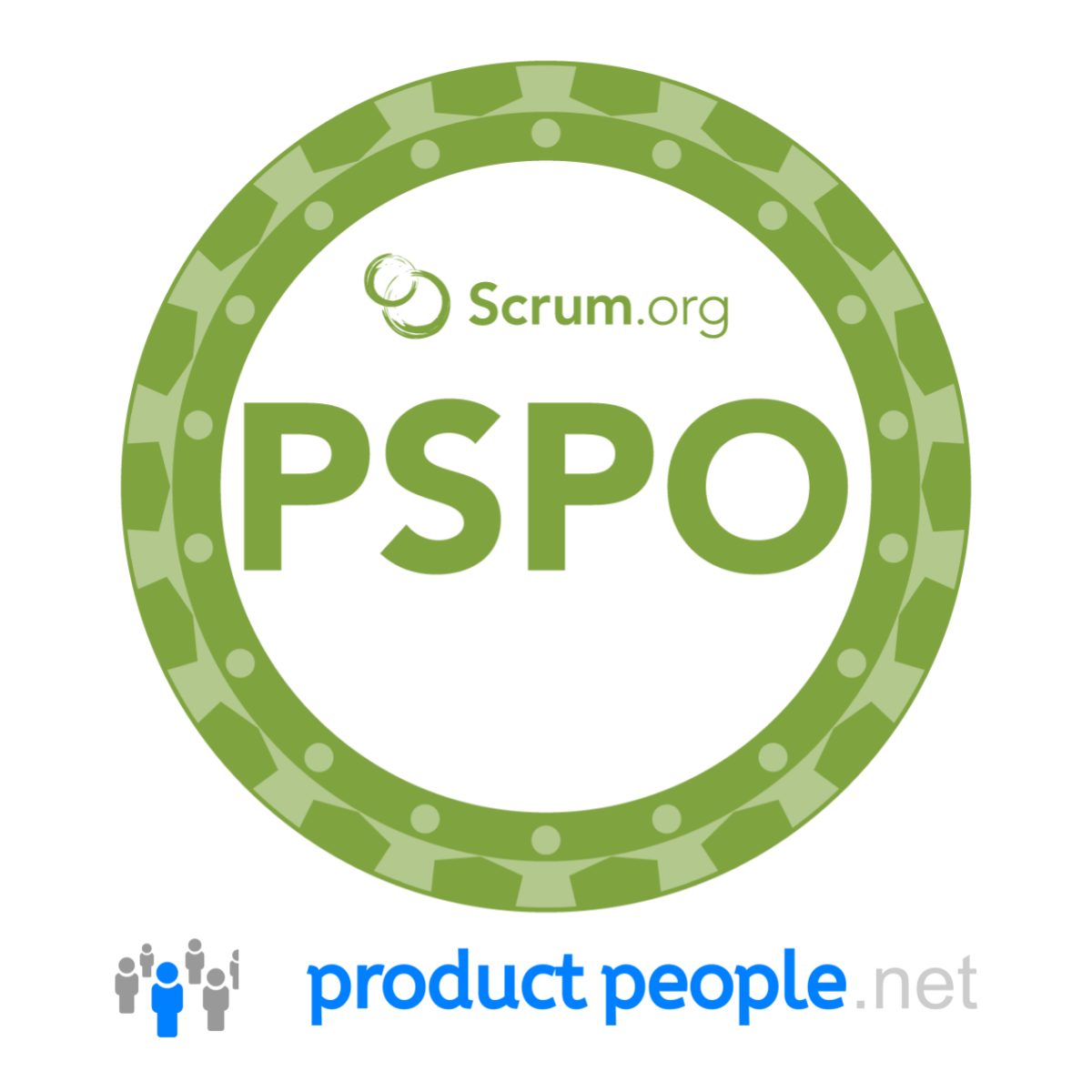PSPO - Professional Scrum Product Owner - Scrum.org - powered by productpeople.net
